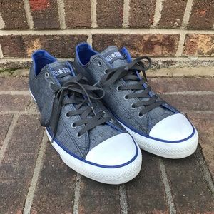 Men's Converse All-Star Low Top Sneakers Sz 12